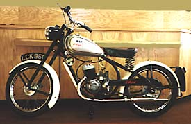 BAC Lilliput Motorcycle